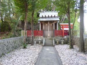 浜王子跡(王子神社)
